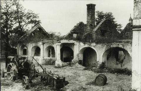 Kővágóörs, Kerkápoly-kúria