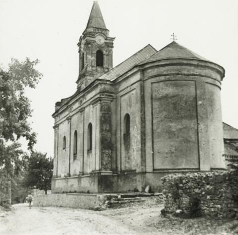 Aszófő, Szent László-templom