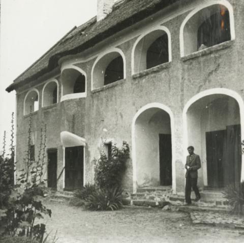 Badacsony, Szegedy Róza háza