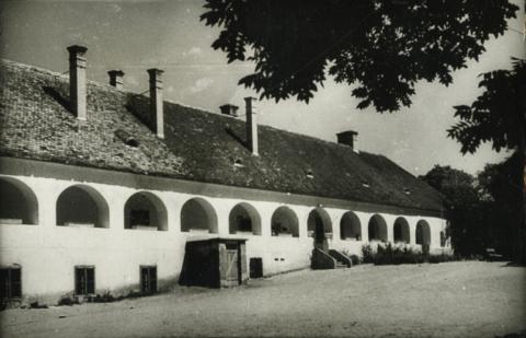 Balatonszemes, egykori Hunyadi-kastély