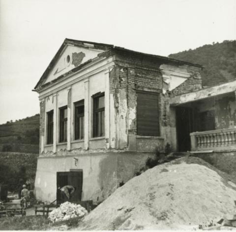 Badacsony, Békássy-ház