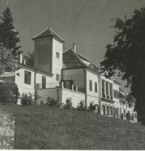 Szigliget, Esterházy-kastély