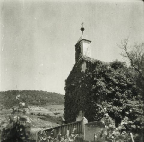 Badacsony, Szent Anna-kápolna