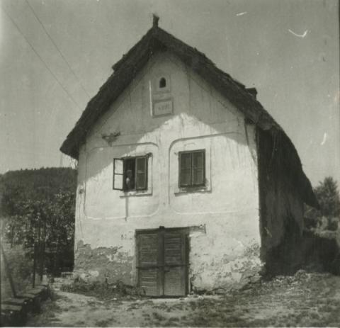 Badacsony, Kály-féle vincellérház