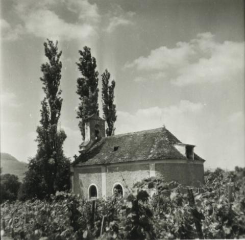Badacsonyörs, Páduai Szent Antal-kápolna