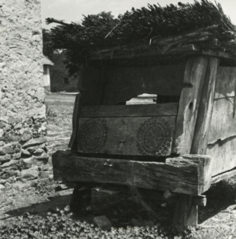 Badacsonytomaj, Petőfi utcai majorban disznóól