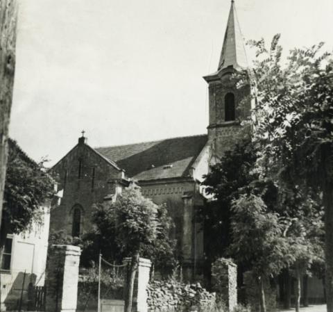 Badacsonytördemic, Szent Mihály-templom