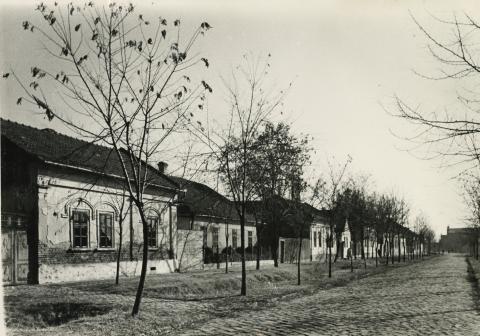 A békéscsabai Lázár utca