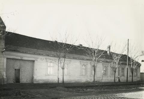 A békéscsabai Baross utca 18. szám alatti lakóház