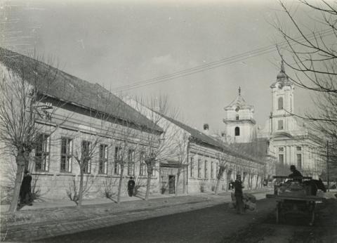 A békéscsabai Luther utca