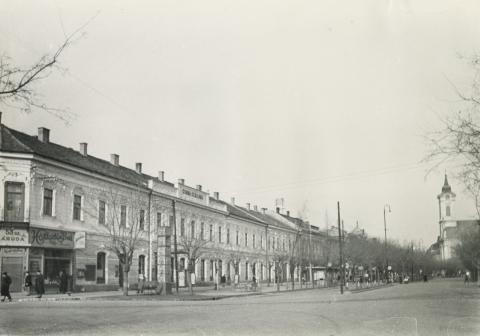 A békéscsabai Szent István tér
