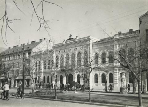 A békéscsabai régi tanácsház