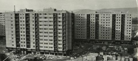 43. sz. ÁÉV, Gyakorló utcai lakótelep